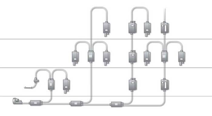 instalacja-jednoliniowa-poczty-pneumatycznej
